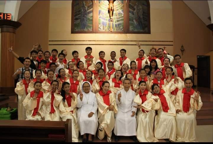 Angelii Vox ChoirAngelii Vox Choir | Paduan Suara Koor Kor Pemberkatan Misa Pernikahan Perkawinan Gereja | Wedding Church Choir